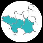 Formations en Pays de la Loire, Bretagne, Centre